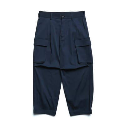 收 WSIDOM FRANK Width Pants - Navy S號