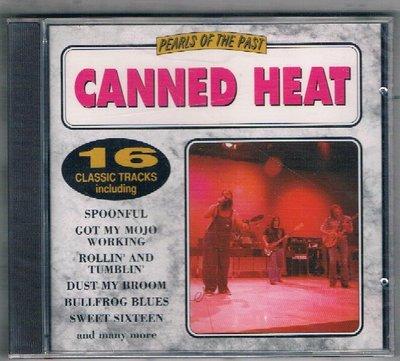[鑫隆音樂]西洋CD-CANNED HEAT:16 CLASSIC TRACKS  {KLMCD 015} 全新