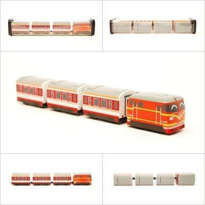 【喵喵模型坊】TOUCH RAIL 鐵支路 Q版 東風號小列車 (QV049T1)