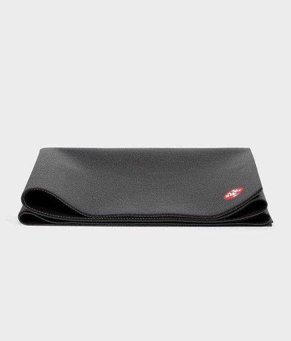 TuTu瑜珈精品╭☆德國製 Manduka【PRO Travel 系列 2.5mm - 黑色(Black) 】瑜珈墊