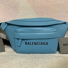 100%real & new Balenciaga 全牛皮 Everyday belt bag 腰包 原價約$10,000