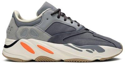 Adidas Yeezy Boost 700 Magnet FV9922鐵灰橘白磁鐵老爹鞋肯爺侃爺KanyeWest麂皮