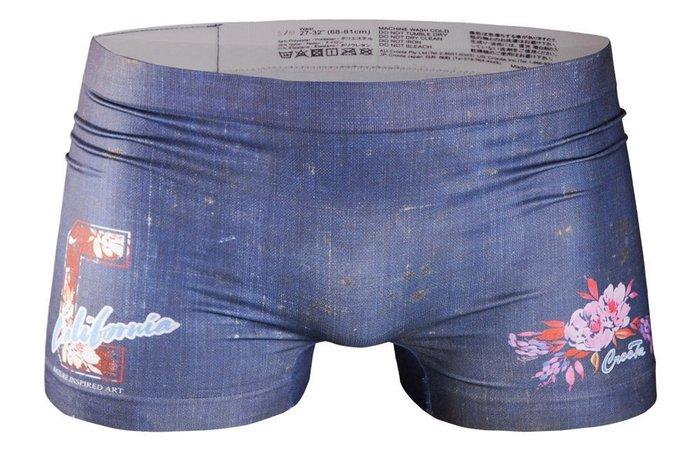 【OTOKO Men's Boutique】MUDF01/低腰四角褲 (台灣獨家代理)  原廠正品