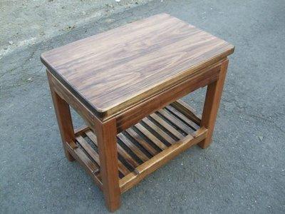 C006 {崙頂傳統原木家具行}~杉木小桌茶几  接受訂做.訂色