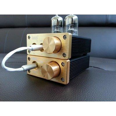 全新 真空管 擴大機 Tube-mini u808  + U206 USB DAC 耳機擴大機 耳擴 電子管 超值組合