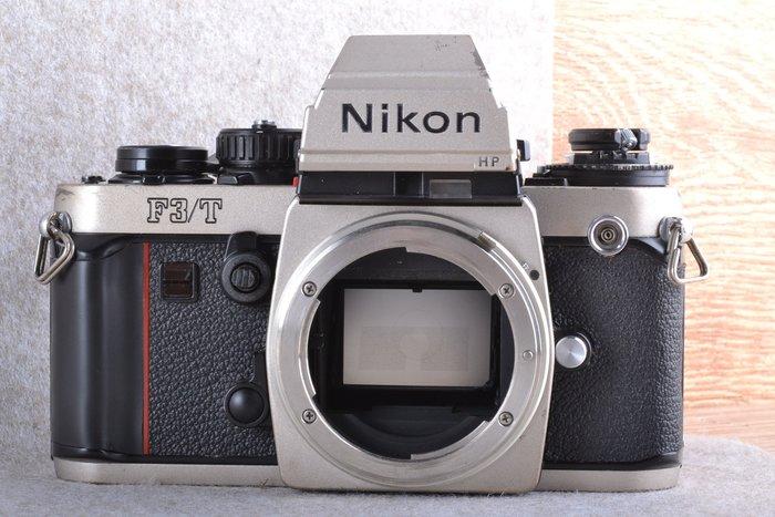 【品光攝影】NIKON F3/T HP 鈦版 專業 底片機 單機身 135底片 FF#55406