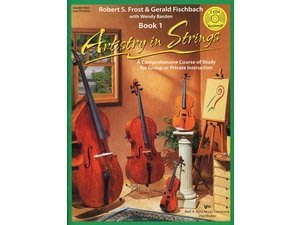 小叮噹的店- 34088《進口》藝術技巧弦樂集 (1)-低音大提琴+2CD(low Position)
