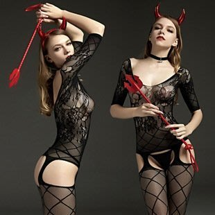 台灣出貨 歡樂今夜 A42 現貨不必等 網衣 貓裝 連身絲襪 情趣內衣 COSPLAY 角色扮演 制服誘惑