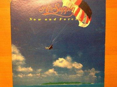 華聲唱片-黑膠LP/ Air Supply 『Now and Forever』---170908