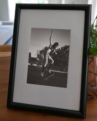 聚鯨Cetacea﹡Art【KLFZ-1679】skateboard滑板 畫框相框