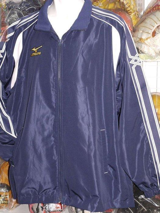 貳拾肆棒球---日本帶回Mizuno pro 日職契約選手用防風機能運動風衣外套