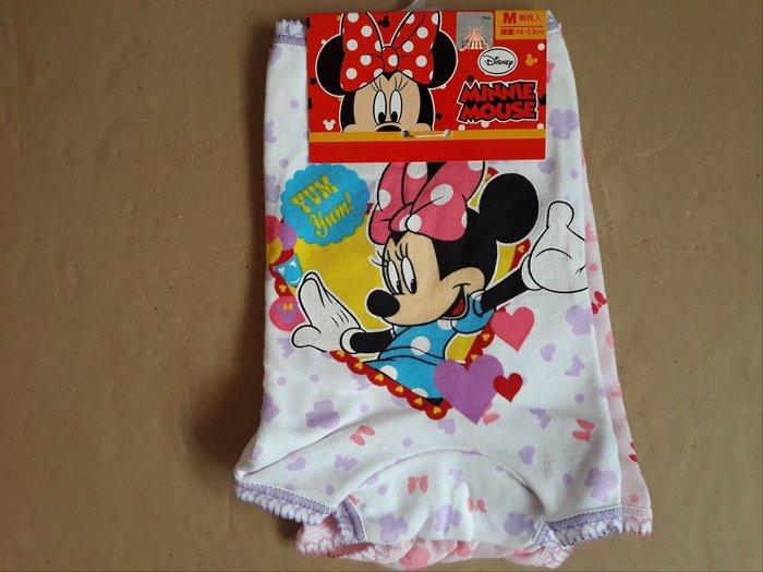 女童內褲米妮台灣製造四角褲
