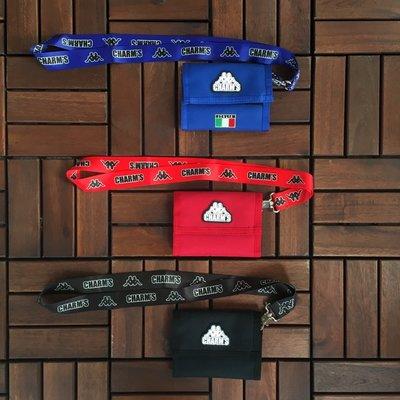 ☆LimeLight☆ KAPPA HANGING BAG 黑色 / 紅色 / 寶藍
