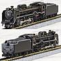 KATO 10-1499 N比例 D51蒸汽機關車 200號 SLやまぐち 6節裝 蒸汽火車六節裝