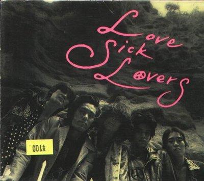 八八 - LOVE SICK LOVERS - LOVE SICK LOVERS - 日版