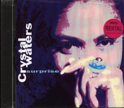八八 - Crystal Waters - Surprise - 日版 CD