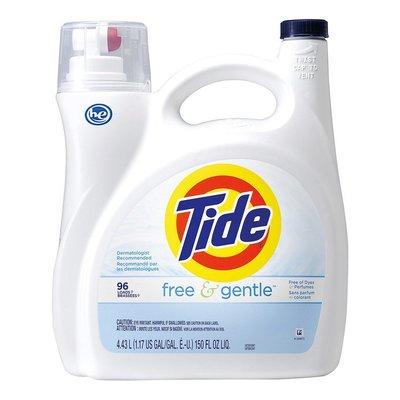 下標先詢問 Tide 汰漬 無色香洗衣精 4.43公升 COSTCO 好市多代購