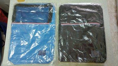 全新 新 Monday e-zone 雜誌 附送的 收納袋 黑色 藍色 兩個 (不散賣)