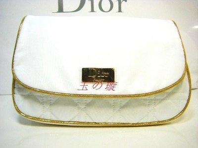 【 免運費 】Dior 迪奧 千鳥雪白紋 時尚包