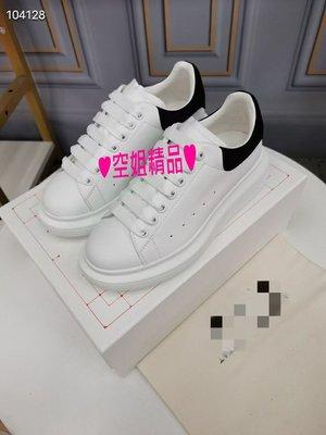 ♥空姐精品♥出清特賣 MQ 同款 牛皮真皮休閒鞋 小白鞋 運動鞋
