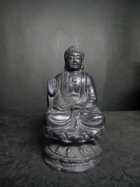 老銅雕◎  釋迦牟尼佛