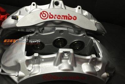 BREMBO ZL1 六活塞卡鉗組 銀色卡鉗 烤漆 玩色 改色 維修 保養 清潔 來令片 碟盤更換歡迎詢問 / 制動改