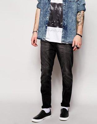 CHEAP MONDAY Dropped Base Grey 瑞典設計極簡 黑灰窄 牛仔褲 AB錐型 現貨252627
