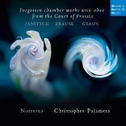 普魯士宮廷的雙簧管美樂遺珠/ 夜之合奏團 Ensemble Notturna---19075821552