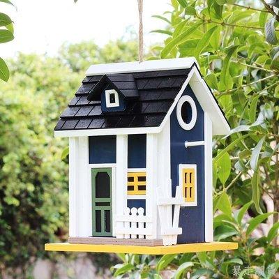 暴走潮貨 鳥屋森林公園庭院室內裝飾科普創意禮物生態保護