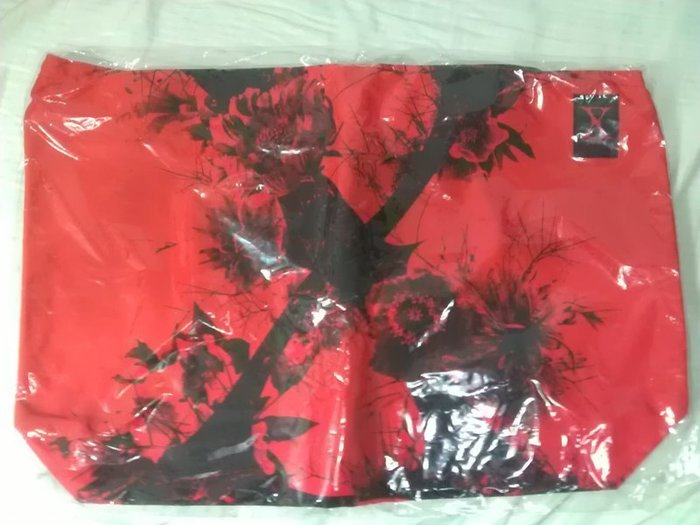 X JAPAN 2014橫濱Live 大型托特包 日本風 Yoshiki