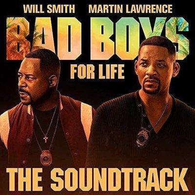 【紅豆百貨】絕地戰警疾速追擊Bad Boys For Life Soundtrack 2020 原聲黑膠CD 精美盒裝