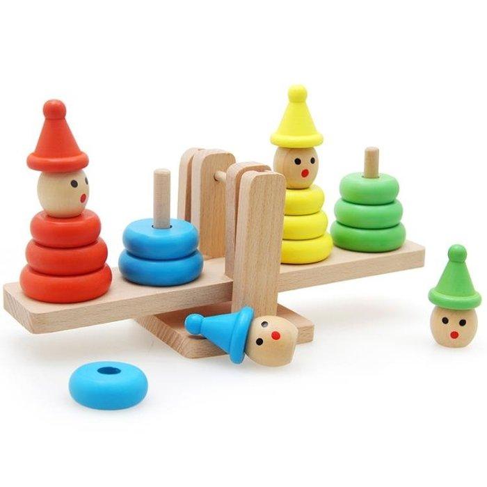 益智玩具 木質女寶寶6-18月早教打地鼠益智幼教兒童積木1-2-3周歲男孩玩具