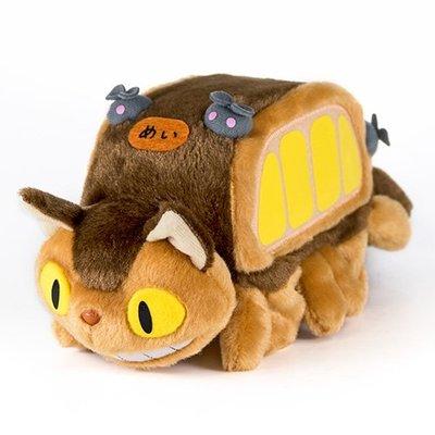 哈哈日貨小舖~預購~日本 代購 橡子共和國 宮崎駿 龍貓巴士 電動 自走 玩具
