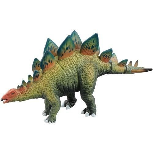 【阿LIN】49628A AL03-劍龍 多美動物園 模型 教學 知識 TAKARA TOMY ST安全玩具