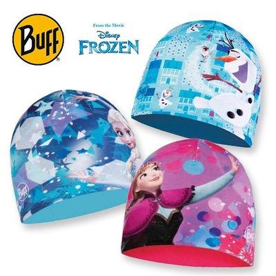 【可愛村】西班牙BUFF兒童冰雪奇緣-雙層保暖帽Plus 帽子 童帽