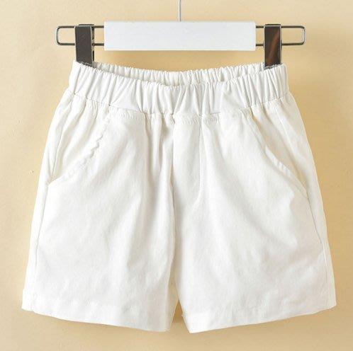 ~幸福家園~新款夏純棉男女童休閒短褲~夏季兒童褲子~沙灘熱褲~男童裝~居家~運動~
