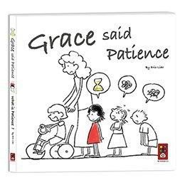 【小幫手2館】風車  Grace said Patience(英文版)