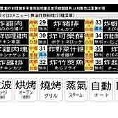 現貨 2015日本新機MRO-RS8 中日文面板貼紙(自行裁切)
