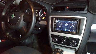 [樂克影音] VW SKODA  OCTAVIA  FABIA  RAPID 7吋DVD通用上網機