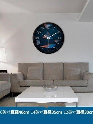 【蘑菇小隊】時鐘摩門鐘表掛鐘客廳創意現代時鐘石英鐘表掛表臥室靜音個性大號壁鐘 DF-MG62611