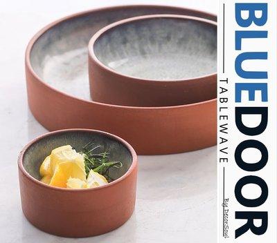 BlueD_ 古樸 紅土 陶瓷 小款 飯碗 湯碗 二次燒製 精緻工藝 北歐風 中國風 日式 創意質感設計 農村裝潢 復古