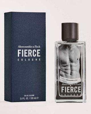 Abercrombie & Fitch A&F 100ML Fierce Cologne 香水真品新品現貨