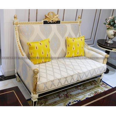 [紅蘋果傢俱] CT-034凡賽斯宮廷系列 1+2+3沙發 茶几 新古典沙發 實木沙發 法式沙發 歐式沙發 高檔