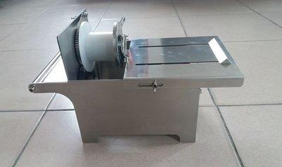 不銹鋼香腸紮線機手搖自動香腸紮線機臘腸綁線定量分節機