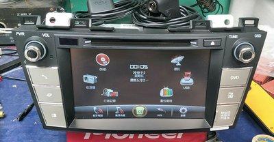 二手良品-MAZDA5馬5專用NECVOX 8吋多媒體主機~阿龍師傅~