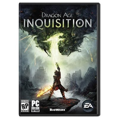 【傳說企業社】PCGAME-Dragon Age:Inquisition 闇龍紀元:異端審判(英文版)