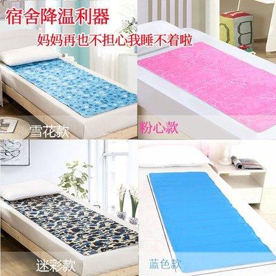 冰墊床墊學生宿舍單人冰床墊夏季降溫神器水床墊涼坐墊水枕頭成人