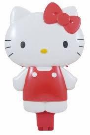41+ 現貨不必等 正版授權Hello Kitty站姿氣墊摺疊梳鏡 紅 粉    my4165