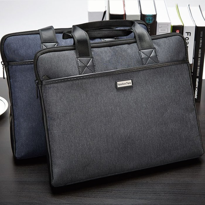 【熱門貨】喜通商務會議手提包文件袋女文件包辦公事務包公文包男
