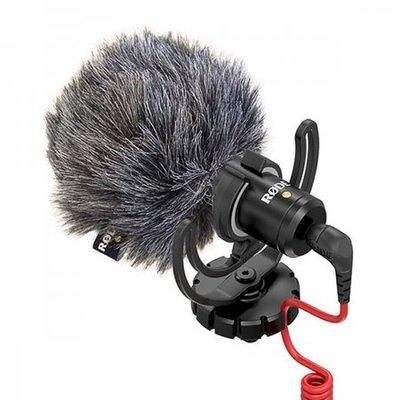 【柯達行】RODE VideoMicro 微型指向性收音麥克風 單眼 微單 手機適用 正成公司貨~免運...A